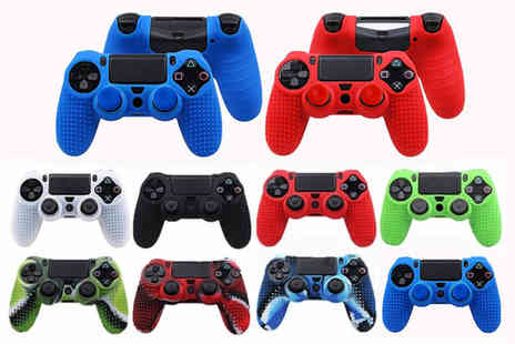 Secret Storz - An anti slip silicone PS4 controller cover choose from eight colours - Save 0%