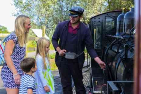 Cleethorpes Light Railway - Up to Four Adult or Child Return Tickets or Annual Pass - Save 38%