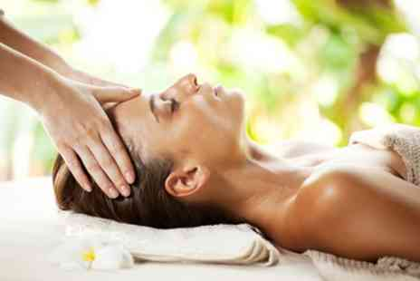 The Hideaway Skin And Wellness Clinic - Back, Neck and Shoulder Massage with Optional Facial - Save 53%
