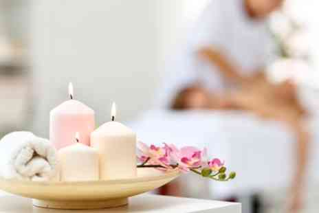 Mizmerise - Massage of Choice with Optional Manicure and Pedicure or Facial - Save 47%