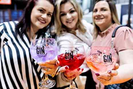 The Gin To My Tonic - Entry to gin festival in Colchester - Save 41%