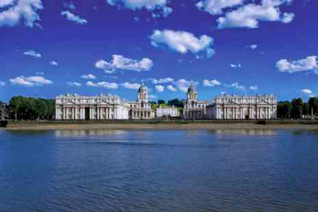 Old Royal Naval College - Visit to The Painted Hall with Prosecco Afternoon Tea for Two - Save 0%