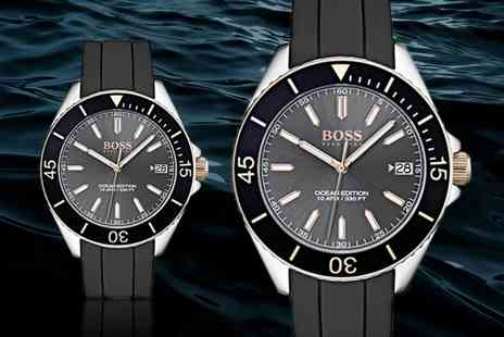Brand Arena - Hugo Boss watch - Save 56%