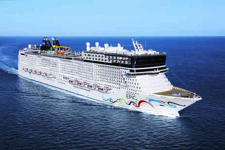 Norwegian Cruise Line - Seven nights Western Mediterranean full  board cruise aboard the Norwegian Epic in an Inside Stateroom - Save 0%