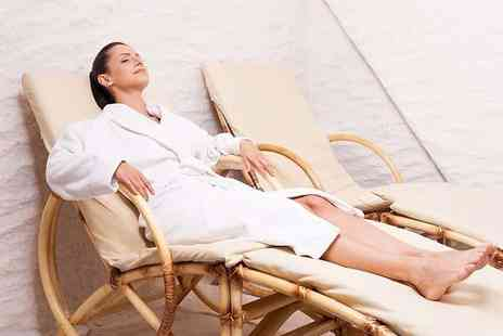 Halo Retreat - Salt therapy session for one person - Save 67%