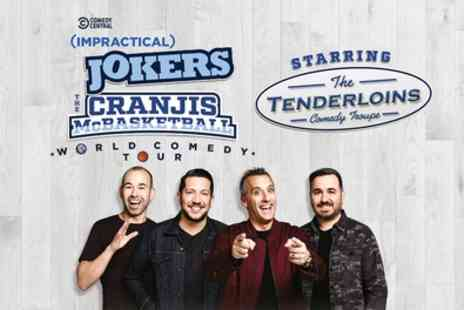 Impractical Jokers Live - One ticket from 11th To 17th October - Save 54%