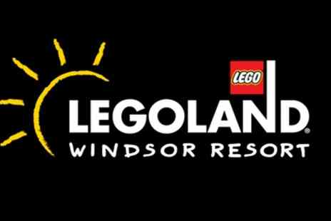 LEGOLAND Windsor Resort - Adult or Child Resort Entry - Save 23%