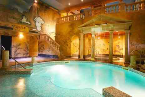 Rowhill Grange Hotel & Utopia Spa - Comfy or Luxury King Room for Two with Breakfast, Dinner Credit and Spa - Save 39%