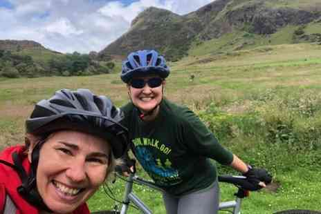 Leanne Farmer - The Ultimate cycle tour of Edinburgh - Save 20%