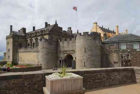 Ed Private Tours - Loch Lomond, Dumbarton and Stirling Castle, Small Group Day Tour - Save 0%