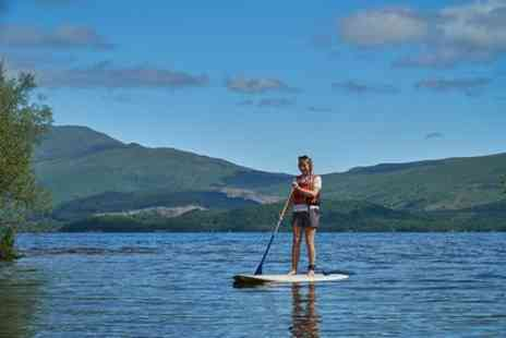 Loch Lomond Leisure - Stand up paddleboard - Save 10%