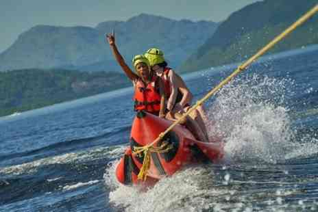 Loch Lomond Leisure - Banana boat experience - Save 0%
