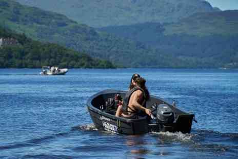 Loch Lomond Leisure - Self drive fishing boat - Save 0%