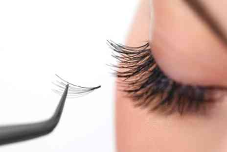Midas Enhancement - Half or Full Set of Eyelash Extensions - Save 0%