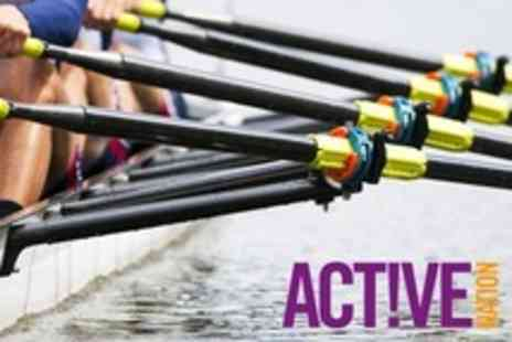 Active Nation - Four Week Rowing Course For One - Save 57%