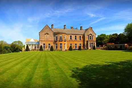 Wyck Hill House Hotel - Four Star Charming Hotel in Beautiful Windrush Valley for two - Save 44%