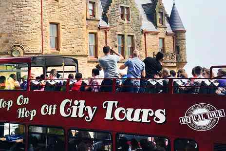 City Tours Belfast - Hop on, hop off Belfast bus tour 48 hour pass - Save 0%