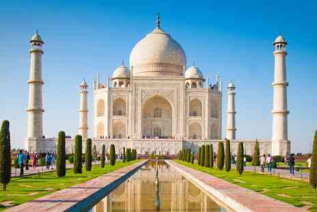 Falcon and Sachz Tours - Two week north and south India tour including flights & excursions - Save 0%