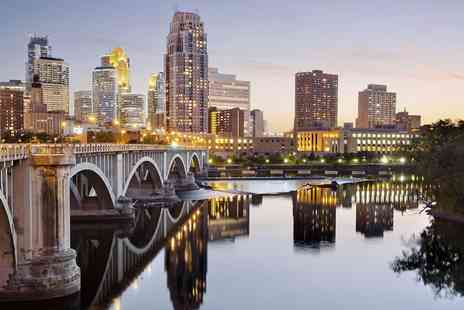 Radisson Blu - Chic Downtown Minneapolis Hotel including Weekends - Save 0%