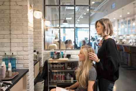 Ocean Hair - Wash, Cut and Blow Dry with Optional Conditioning Treatment - Save 55%