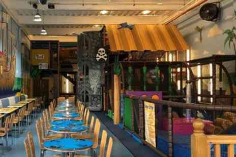 Kassiopi Cove - Soft Play Centre Entry for One or Two Children - Save 51%