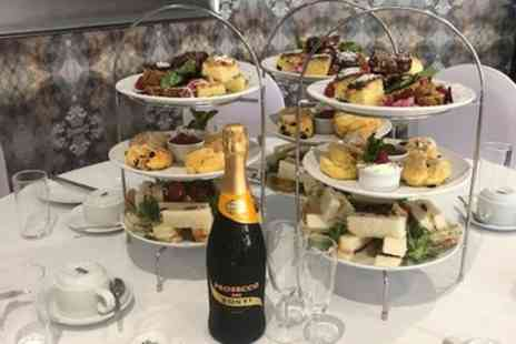 Richmond Park - Afternoon Tea with Fizz for Two or Four - Save 53%