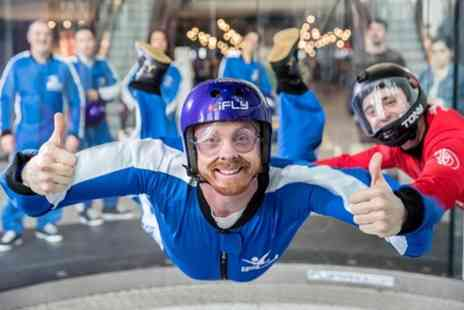 iFLY Indoor Skydiving - Manchester Indoor Skydiving Experience - Save 0%