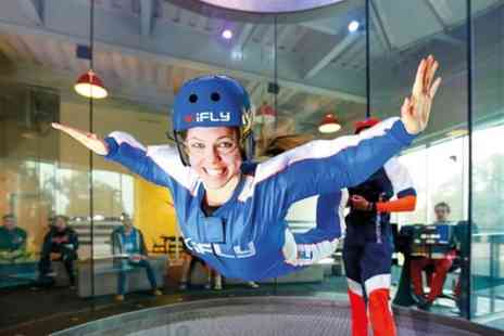 iFLY Indoor Skydiving - Milton Keynes Indoor Skydiving Experience - Save 0%