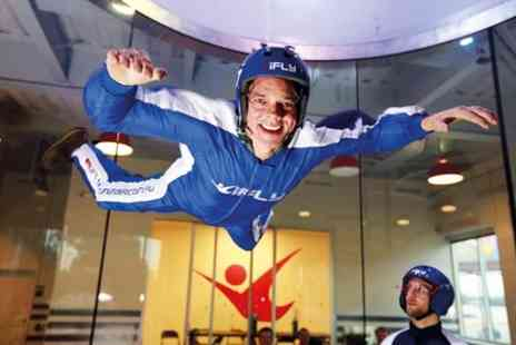 iFLY Indoor Skydiving - Basingstoke Indoor Skydiving Experience - Save 0%