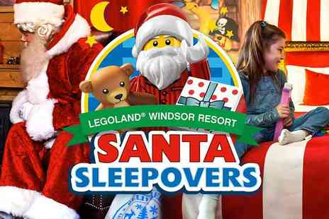 Holiday Extras - Santa Sleepover LEGOLAND Holidays Build the Perfect Christmas Memories, But Hurry Selling Fast - Save 0%