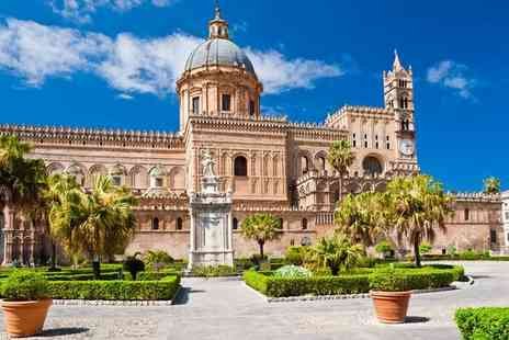 Ibis Styles Palermo Cristal - Four Star Sunny City Break at Perfectly Located Hotel for two - Save 75%