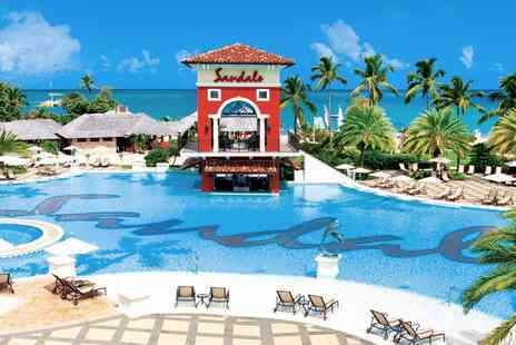 Sandals - Luxury ultra All inclusive Sandals holiday with flights - Save 0%