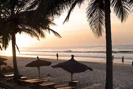 The Gambia Experience - Gambia beach holiday with flights & breakfast - Save 0%