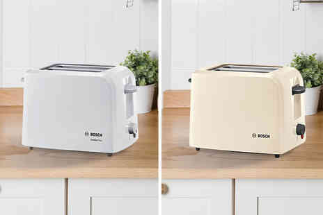 Trojan Electronics - Refurbished Bosch two-slice toaster - Save 0%
