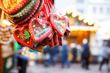 Bouden Coach Travel - Manchester Christmas market day return coach trip from Birmingham, Digbeth, Dudley or Wolverhampton choose between 23rd Nov or 7th Dec 2019 - Save 50%