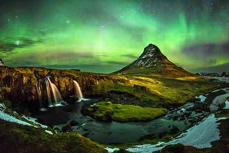 Weekender Breaks - Escape with a two, three or four nights getaway to Iceland Now with the ability to choose your flight - Save 0%