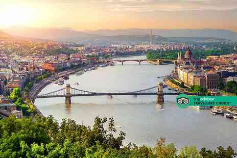 Cheap Cost Travel - Four Star Escape with a two, three or four nights getaway to Budapest Now with the ability to choose your own flight - Save 0%