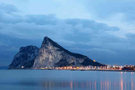 Exclusive Luxury Breaks - Five Star Escape with a two, three, four, five or seven nights Fleetway getaway to Gibraltar Now with the ability to choose your own flight - Save 0%