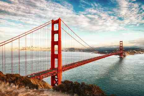 Bargain Late Holidays - Four Star Escape with a three, four, five or seven nights getaway to San Francisco Now with the ability to choose your flight - Save 0%