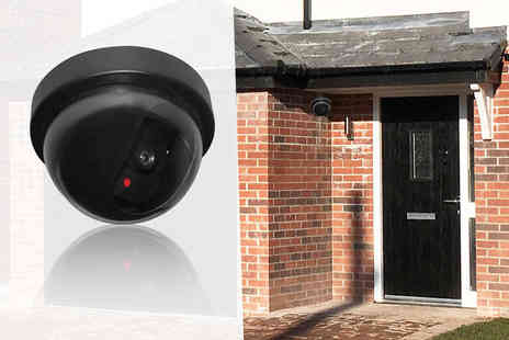 London Exchain Store - Dummy CCTV Camera - Save 80%