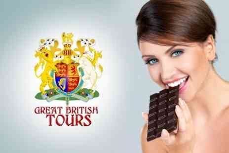 Great British Tours - Chocolate Tour of London For Two - Save 60%