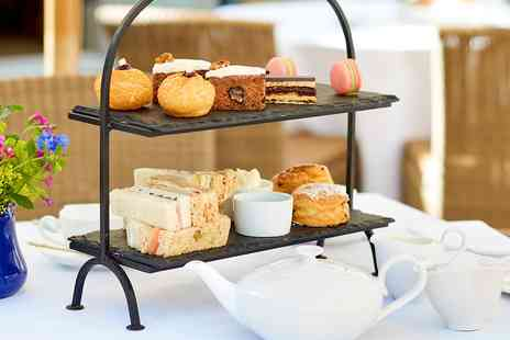 The Grove Narberth - Afternoon tea for Two in handsome Pembrokeshire hotel - Save 33%