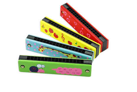 Spezzeee - Kids toy musical harmonica - Save 43%