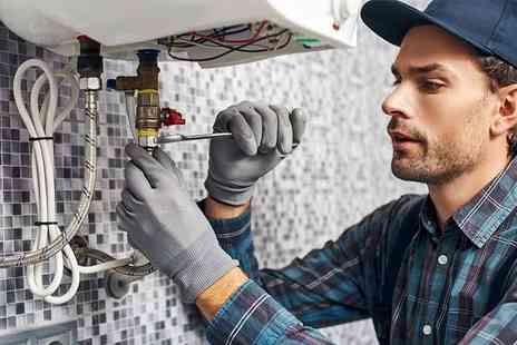 DC Boilers & Heating - Boiler service and certificate - Save 35%