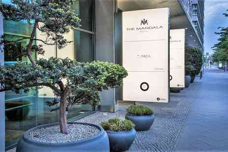 The Mandala Hotel - Five Star Luxury Collection Stylish Design Hotel with Michelin Starred Restaurant for two - Save 45%