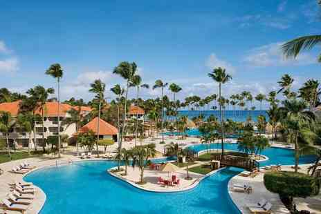 Dreams Palm Beach Punta Cana - Five Star All Inclusive Palm Fringed Paradise - Save 0%