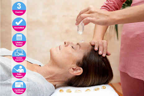 New Skills Academy - An accredited alternative healing therapies certificate - Save 94%