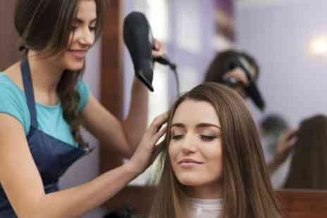 Lily Hair & Beauty - Cut and Blow Dry with Optional Conditioning Treatment or Balayage - Save 49%
