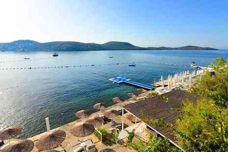 Doria Hotel Bodrum - Five Star Exquisite Stay Boasting Panoramic Views for two - Save 0%