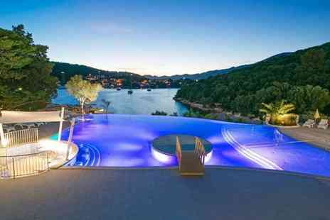 Port 9 Resort - Four Star Tranquil Bay Resort near Korcula Old Town for two - Save 56%